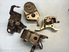 Hydraulic Motor & Trans Mounts Set 4PCS for 04-06 Altima, Maxima 3.5L Manual