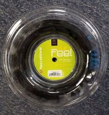 Tecnifibre Multi-Feel 17 Gauge 1.25mm 660' 200m Tennis String Reel Black