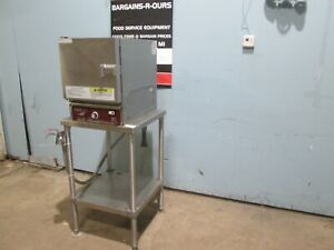 """""""SOUTHBEND R-2"""" HD COMMERCIAL -NSF-208V DUAL PHASE ELECTRIC STEAMER OVEN w/STAND"""