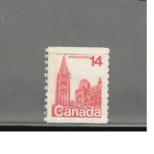 1978 Canada SC #730 ERROR TAG  used stamp