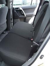 Ruffnuts seat cover, Navara rear 60/40 split