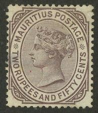 Mauritius  1880  Scott #67   USED