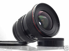 Canon New FD nFD 20-35mm F/3.5 1:3.5 L wide angle Lens Made in JAPAN