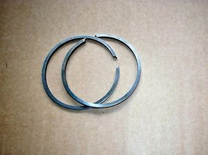 BSA BANTAM D1 STD SIZE 52.0mm  PISTON RINGS-  FOR TAIWAN PISTON NOW FREE POST!