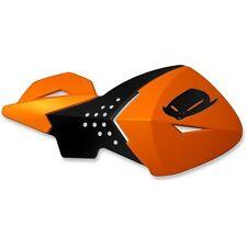 UFO Universal Motocross Enduro Escalde Handguards With Fixing Bracket Orange