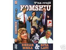 ALBANIAN COMEDY DVD VIDEO - KOMSHIU - B. MERA & R. LATI