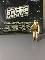 Vintage original Kenner Star Wars Complete Hoth Rebel Soldier Trooper w/ gun