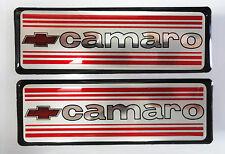 Vintage 80's 90's Automotive Fender Dash Quarter Accent Trim CAMARO