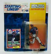 ALBERT BELLE CLEVELAND INDIANS Kenner Starting Lineup MLB SLU 1994 Figure & Card