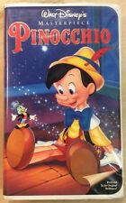 Pinocchio (VHS, 1993) Clamshell