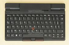 New for Lenovo Thinkpad Tablet 2 Bluetooth keyboard with stand French Clavier FR