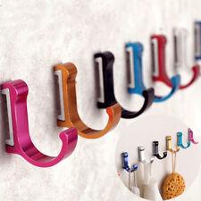 10 Colors Coat Hook Aluminum Alloy Bathroom Clothes Rack Towel Rack Cloth Hanger