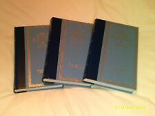 The Oxford Library of English Poetry,Volumes 1,2 and 3