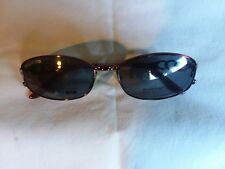 Aspex EasyClip MAGNETIC CLIP-ON NEW  Woman's Eyeglasses  MOD S3222 53-17,COPPER