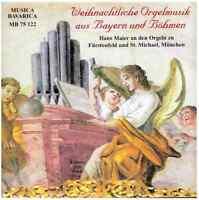 Weihnachtliche Orgelmusik aus Bayern und Böhmen