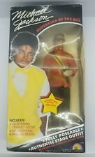 "Michael Jackson ""Superstars of the 80s"" Doll (American Music Awards) LJN 1984"