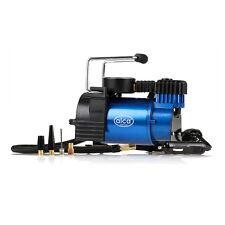 (916) Kompressor 12V Stahl-Zylinder 35L 180W 10bar Präzisions-Manometer