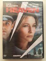 Heaven DVD NEUF SOUS BLISTER Cate Blanchett, Giovanni Ribisi