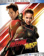 ANT-MAN AND THE WASP [Blu-ray] DVD, Abby Ryder Fortson,Hannah John-Kamen,David D