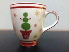 2006 Starbucks Coffee Mug - Holiday Dazzle Glisten Delight 16 oz
