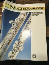 Yamaha Band Student Book 2 for Flute