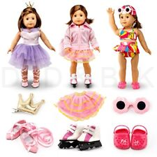 "Fits American Girl 18"" Sports Outfit 18 Inch Doll Clothes Costume"