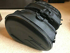 Kominie SA-212 Saddle Bags Motorcycle Panniers Bag Luggage Large Expandable 58L