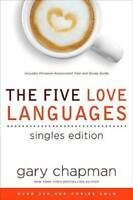 The Five Love Languages Singles Edition - Paperback By Chapman, Gary - GOOD