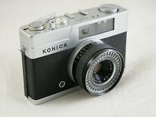 Konica EE Matic Konishiroku Hexanon 2.8/40mm Rangefinder Camera