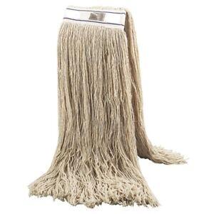 10 Kentucky 12oz Industrial Mop head 100% cotton twine CHSA approved heavy duty