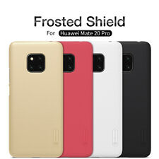 For Huawei Mate 20 Pro Full Hardness Shockproof Frosted Shield Case Cover