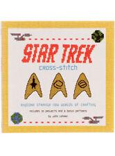Star Trek Cross-Stitch Craft Book