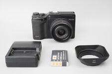 Ricoh GXR Digital Camera w/ Ricoh GR A12 28mm F2.5, 18.3mm f2.5 Lens