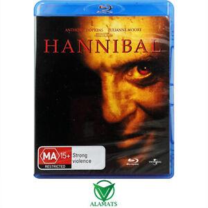 Hannibal Anthony Hopkins Bluray [B]