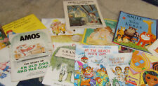 Family friends pets theme childrens book youth learning to read beginning reader
