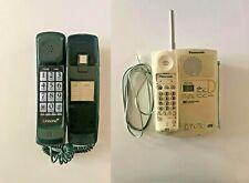 Vintage & Corded Telephones (Unisonic & Panasonic)
