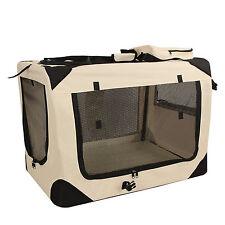 Gebrauchte Faltbare Hundebox Katzenbox Transportbox  XL L183184B+PDC80W