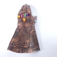 Avengers Thanos Infinity Gauntlet Bronze Glove For Cosplay Costume Fast Shipping