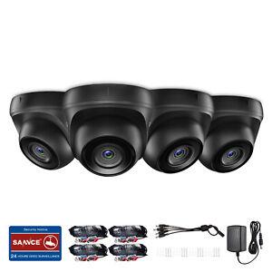 SANNCE 1080P 3000TVL Security CCTV Night Vision Camera for Surveillance System