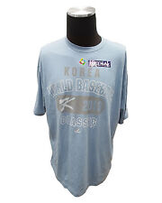 Majestic Men's Korea 2013 World Baseball Classic T-Shirt (XL, Blue)