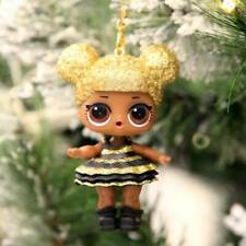 LOL Surprise Doll Queen Bee & Bag Christmas Holiday Ornament Tree Decoration Toy