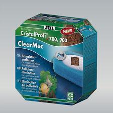 Jbl CristalProfi Clearmec más Pad e401 e700 e701 e900 e901 nitrato de fosfato