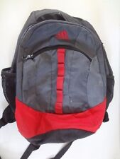 ADIDAS BACKPACK Honey comb Back Pack Red Grey Black