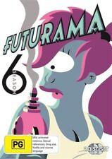 Futurama : Season 6 : NEW DVD