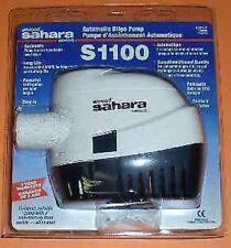 Attwood 4511-7 Sahara Automatic Bilge Pump 1100 Gph 3817