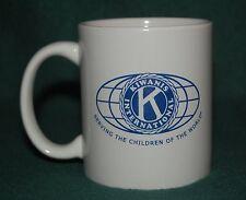 Kiwanis International Coffee Mug - Tea Cup - Serving the Children of the World
