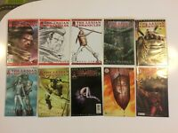 The Lexian Chronicles Full Circle Lot #1 1a 2 3 4 5 6 7 10 11 APC Comics 2005