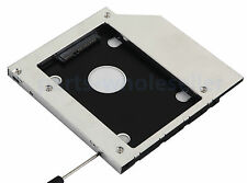 2nd Disco Rigido HD HDD SSD Scatola Caddy per Asus F750 X750 X750J K750J N750JK