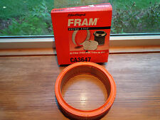 Fram Extra Life Air Filter CA3647 BRAND NEW in the box Allied Signal