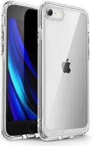 iPhone SE 2nd Gen 2020 Case NEW SUPCASE Unicorn Beetle Style Slim Bumper Cover